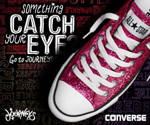 Converse All-Start Banner Ad